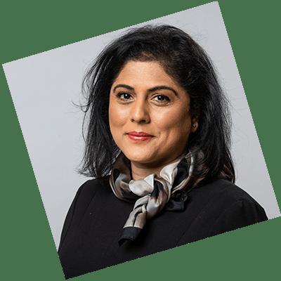 Bina Mehta Headshot