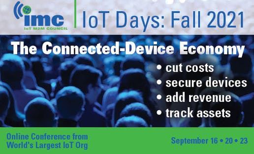 IoT Days Fall - The Connected Device Economy