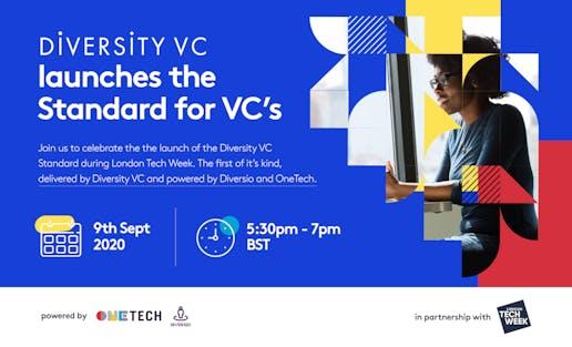 Diversity VC Standard Launch