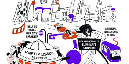 Smarter London Together – London's era of urban innovation
