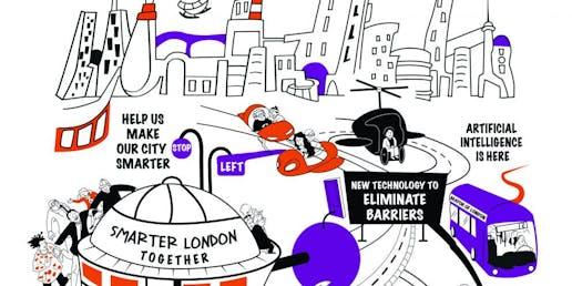 Smarter London Together – London's era of urban innovation