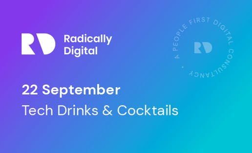 Tech Drinks & Cocktails