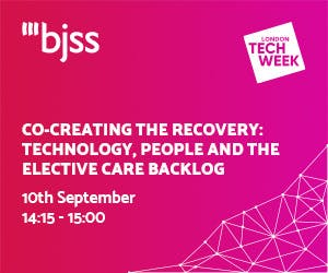 Co-creating the recovery: technology, people and the elective care backlog