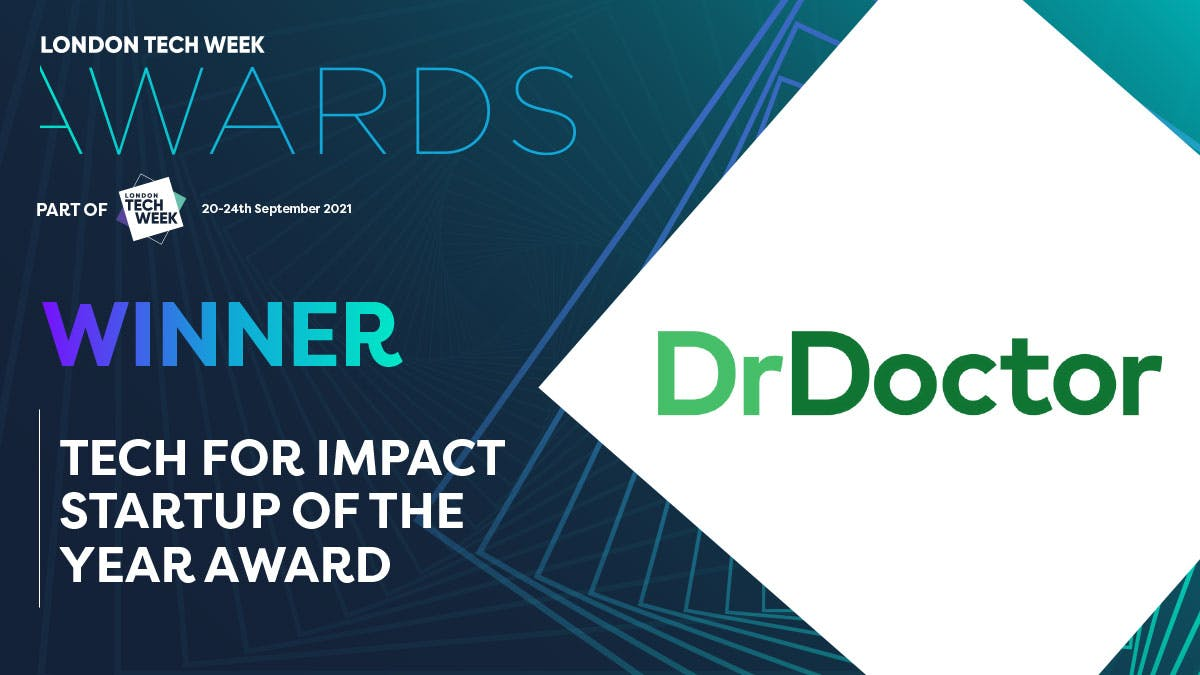 Winner | Tech for Impact Startup of the Year